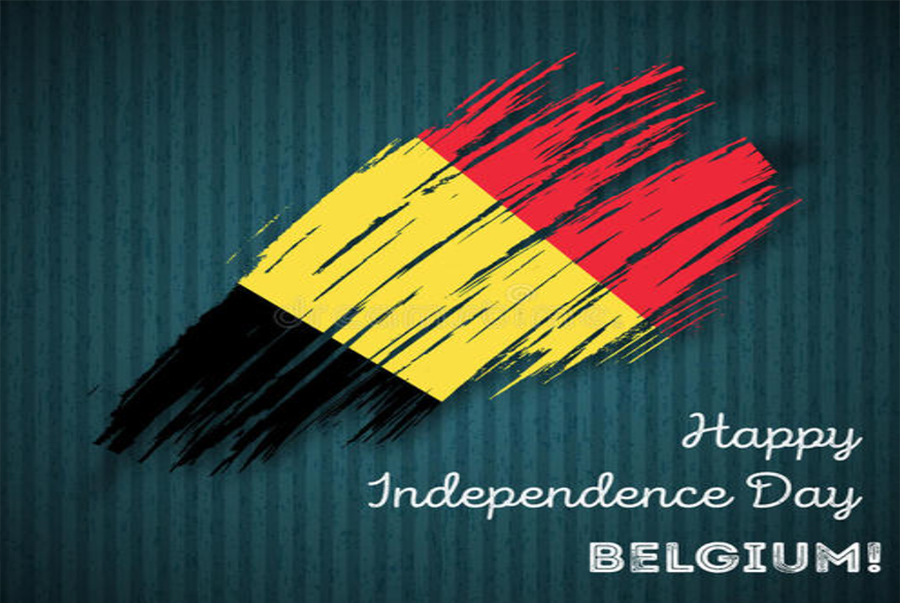 National Day of Belgium.