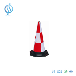 500mm Safety Rubber Cone