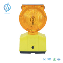 Road Barricade Light LED Solar Traffic Hazard Warning Light