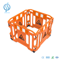 Plastic Traffic Barrier