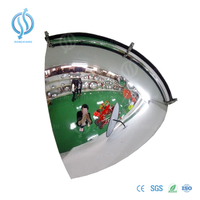 Dome Mirror(Spherical Mirror)