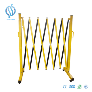 Metal Traffic Folding Barrier